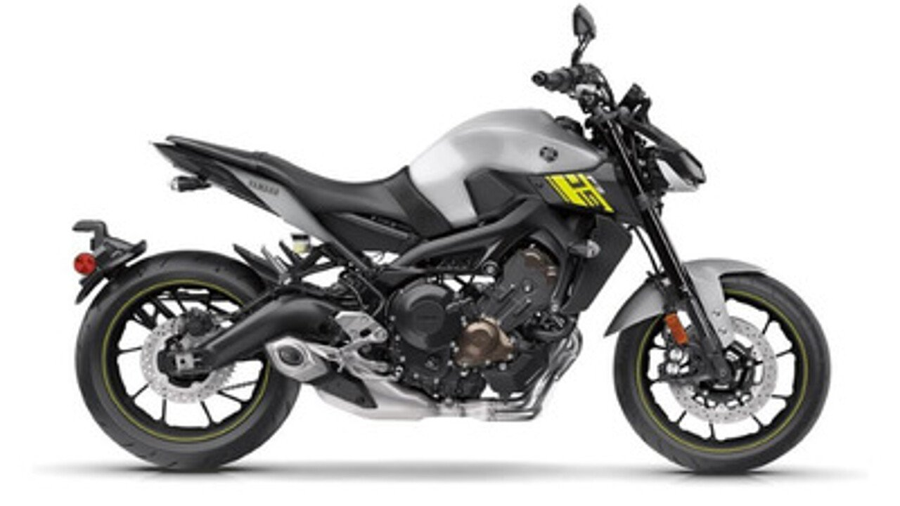 2017 Yamaha FZ-09 for sale 200423246