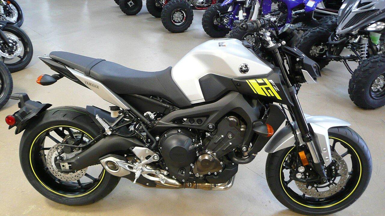 2017 Yamaha FZ-09 for sale 200448497