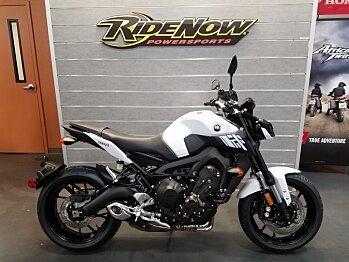 2017 Yamaha FZ-09 for sale 200453608