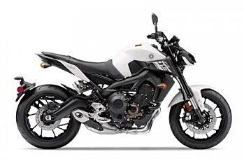 2017 Yamaha FZ-09 for sale 200463069