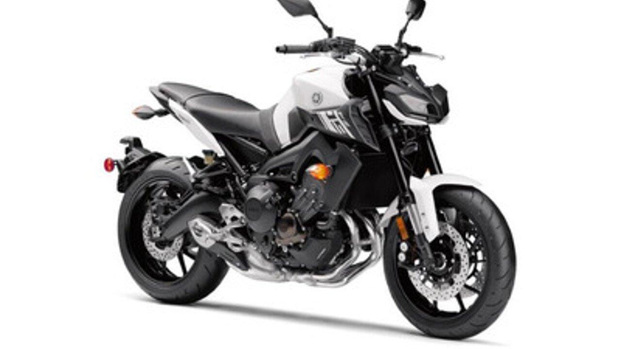 2017 Yamaha FZ-09 for sale 200477907