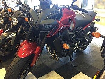 2017 Yamaha FZ-09 for sale 200486918