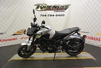 2017 Yamaha FZ-09 for sale 200488595