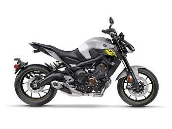 2017 Yamaha FZ-09 for sale 200501455