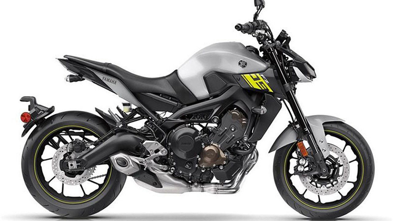 2017 Yamaha FZ-09 for sale 200528616