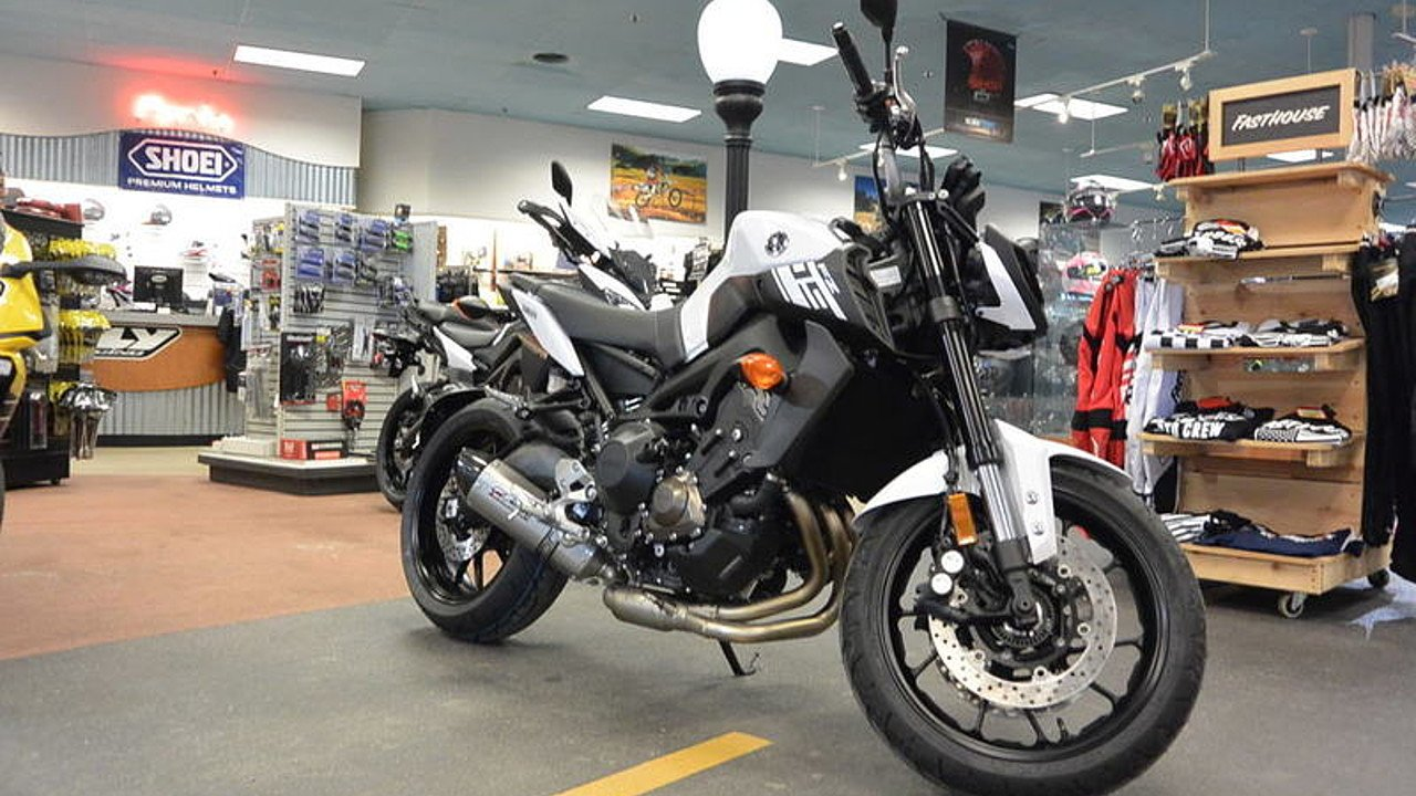 2017 Yamaha FZ-09 for sale 200546786