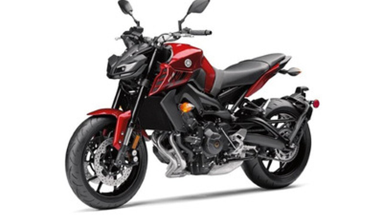 2017 Yamaha FZ-09 for sale 200549472