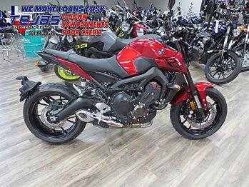 2017 Yamaha FZ-09 for sale 200584406