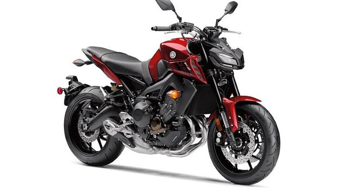 2017 Yamaha FZ-09 for sale 200599163
