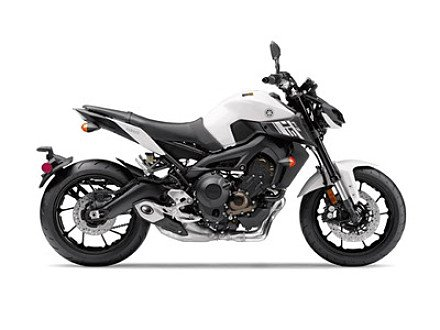 2017 Yamaha FZ-09 for sale 200426202