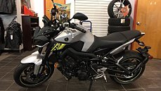 2017 Yamaha FZ-09 for sale 200471262