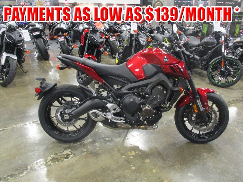 2017 Yamaha Fz 09 Motorcycles For Sale Motorcycles On Autotrader