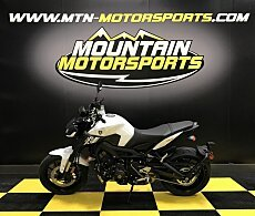 2017 Yamaha FZ-09 for sale 200537736