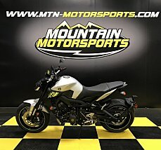 2017 Yamaha FZ-09 for sale 200537745