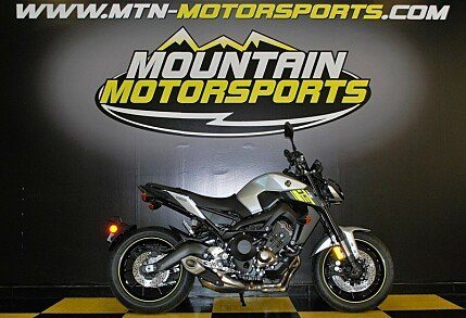 2017 Yamaha FZ-09 for sale 200538077