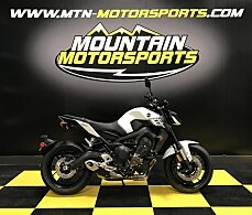 2017 Yamaha FZ-09 for sale 200542449