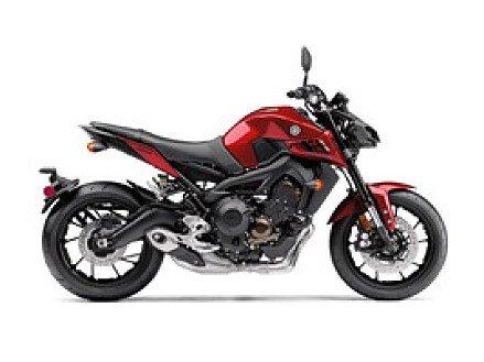 2017 Yamaha FZ-09 for sale 200542449