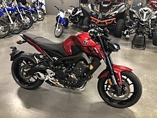 2017 Yamaha FZ-09 for sale 200575976