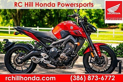2017 Yamaha FZ-09 for sale 200585835