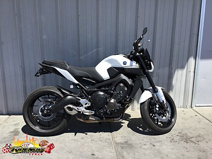2017 Yamaha FZ-09 for sale 200588027