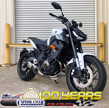 2017 Yamaha FZ-09 for sale 200611808