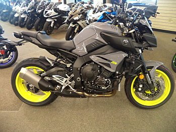 2017 Yamaha FZ-10 for sale 200405250