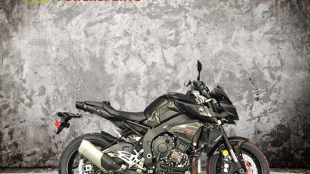 2017 Yamaha FZ-10 for sale 200405724