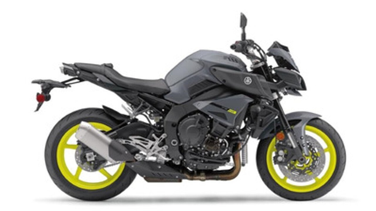 2017 Yamaha FZ-10 for sale 200450907
