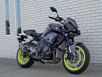 2017 Yamaha FZ-10 for sale 200522905