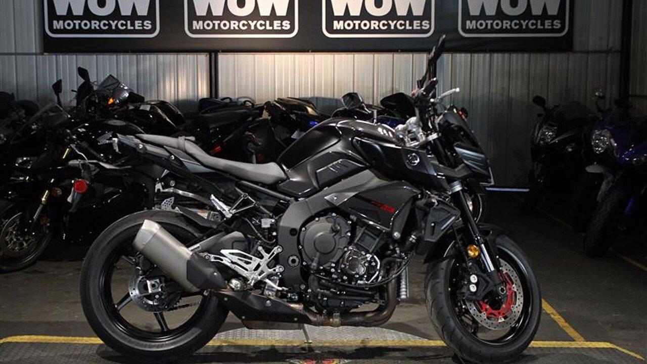 2017 Yamaha FZ-10 for sale 200547304