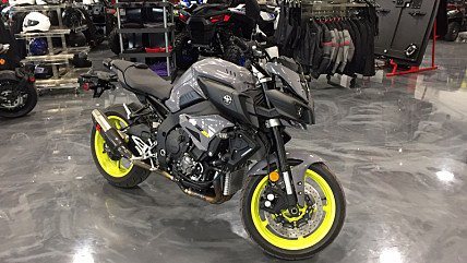 2017 Yamaha FZ-10 for sale 200406706