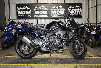 2017 Yamaha FZ-10 for sale 200523217