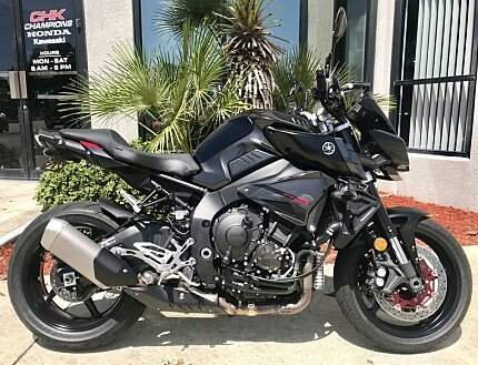 2017 Yamaha FZ-10 for sale 200571345