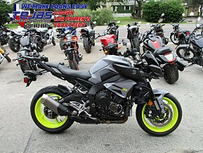 2017 Yamaha FZ-10 for sale 200641177