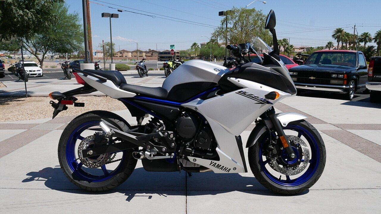 2017 Yamaha FZ6R for sale 200412586