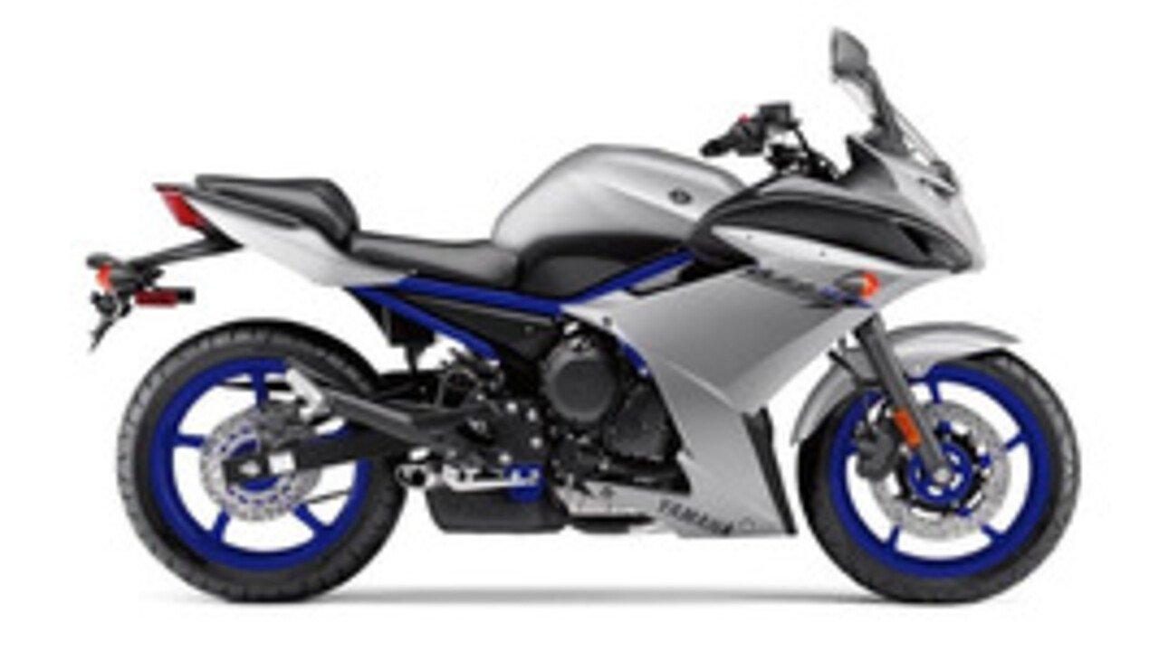 2017 Yamaha FZ6R for sale 200422626