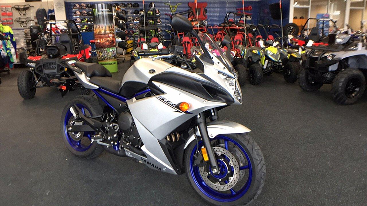 2017 Yamaha FZ6R for sale 200525863