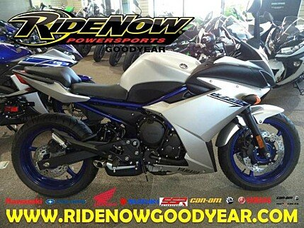 2017 Yamaha FZ6R for sale 200424420