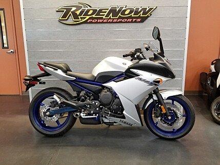 2017 Yamaha FZ6R for sale 200460143