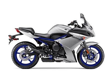 2017 Yamaha FZ6R for sale 200461707