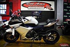 2017 Yamaha FZ6R for sale 200512430