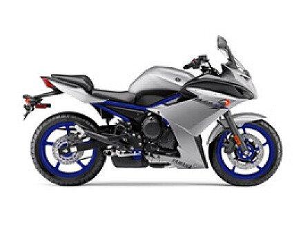 2017 Yamaha FZ6R for sale 200526134