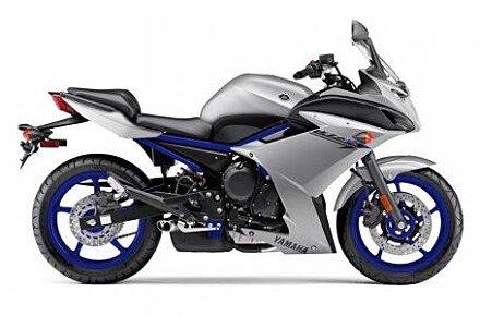 2017 Yamaha FZ6R for sale 200527771