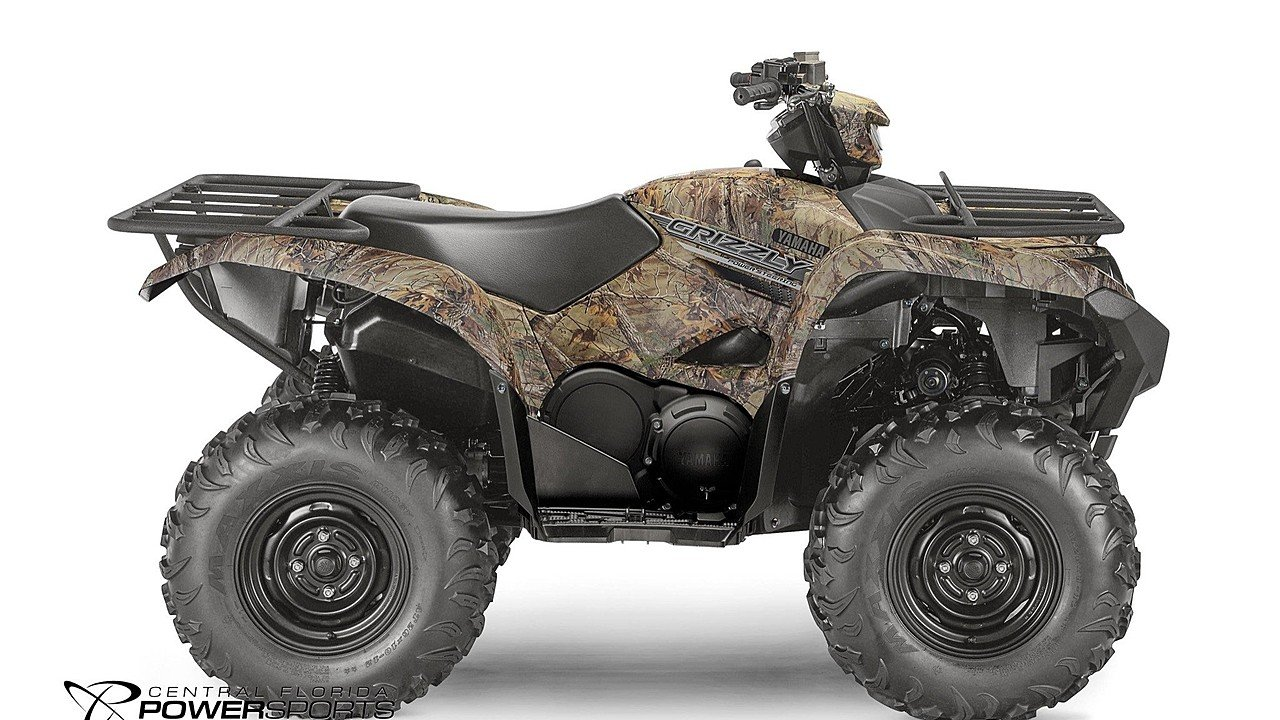 2017 Yamaha Grizzly 700 for sale 200359155
