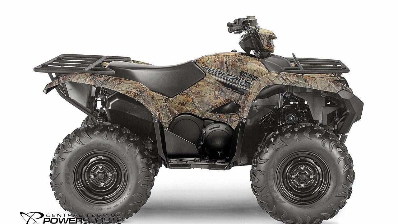 2017 Yamaha Grizzly 700 for sale 200359156