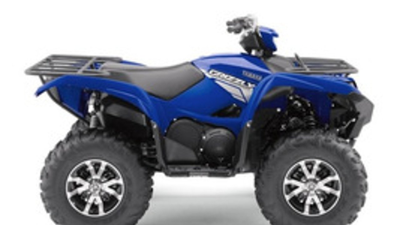 2017 Yamaha Grizzly 700 for sale 200366798