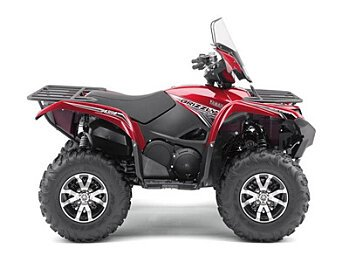 2017 Yamaha Grizzly 700 for sale 200366801