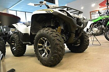 2017 Yamaha Grizzly 700 for sale 200410257