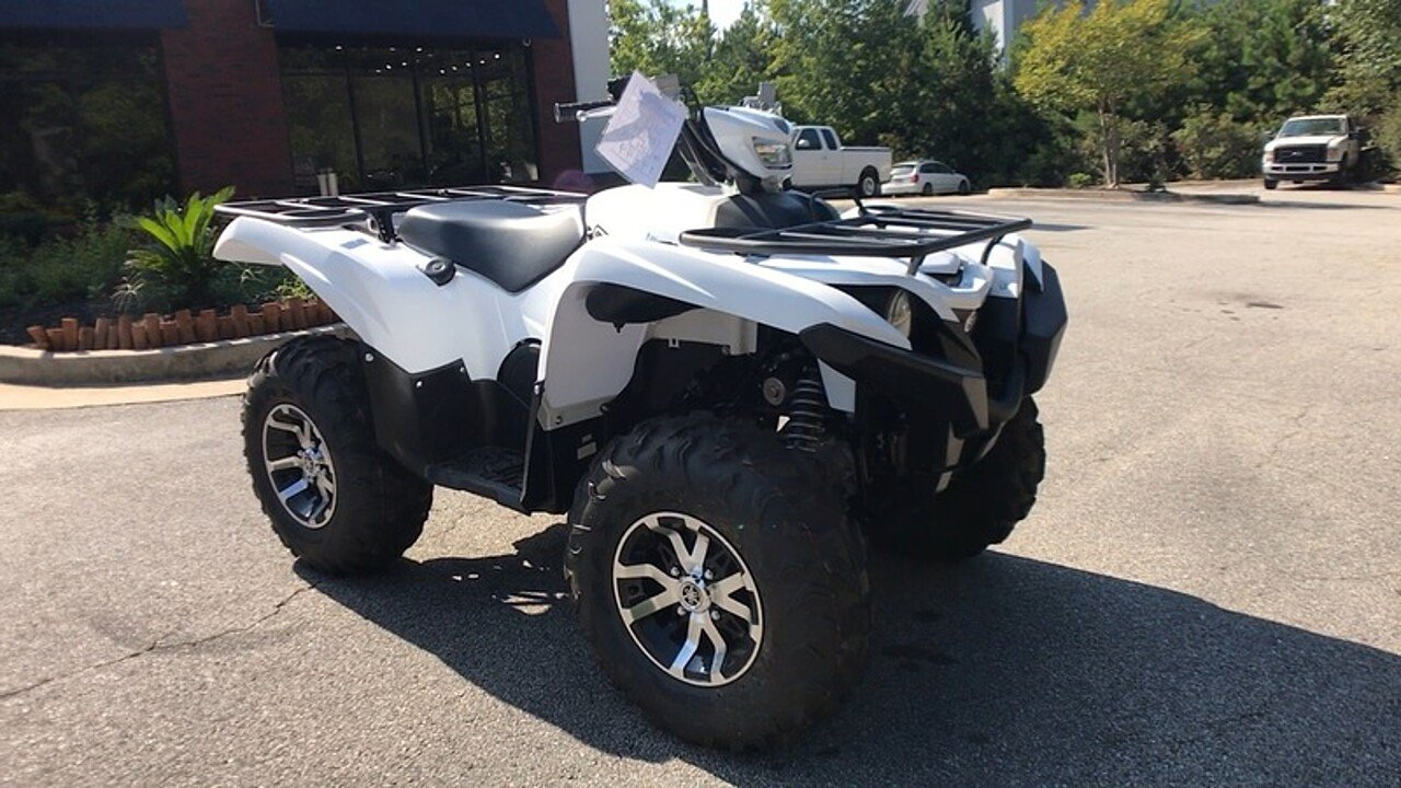 2017 Yamaha Grizzly 700 for sale 200413182
