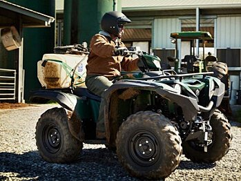 2017 Yamaha Grizzly 700 for sale 200440736